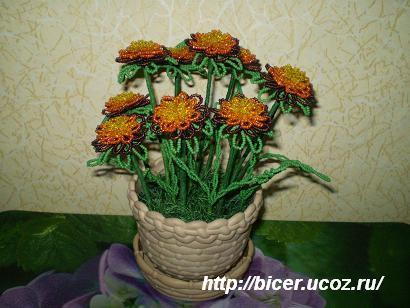 бисер. biser-beeds.ucoz.ru. в коллекцию.  Загружено 1 год и 3 месяца назад с.